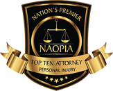 Nation's Premier Top Ten Personal Injury Attorney
